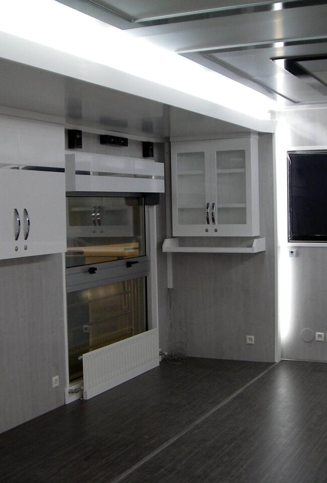 Interior de caravana ismael s nchez ebanista - Interior caravana ...